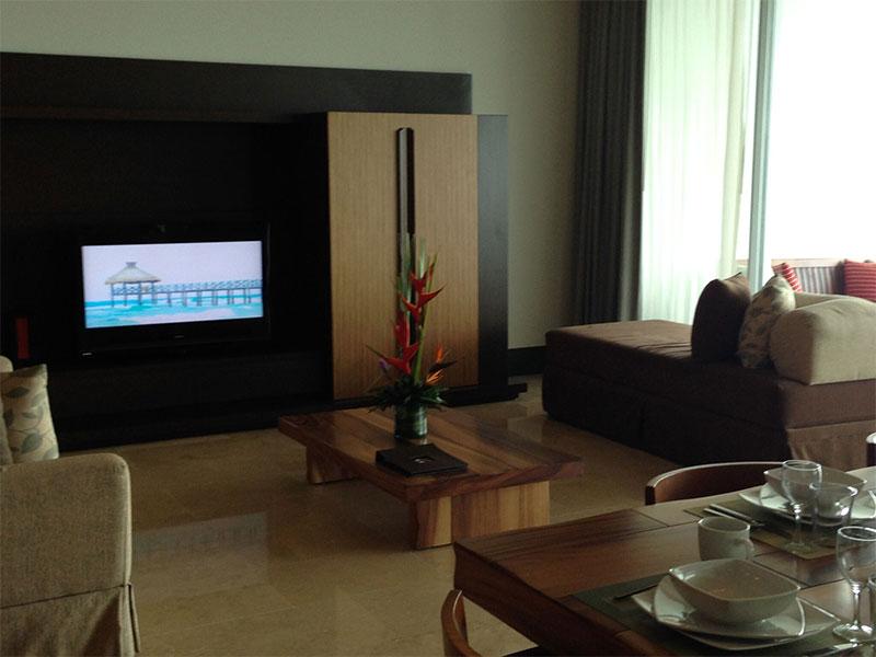 1-bedroom-villa-tv