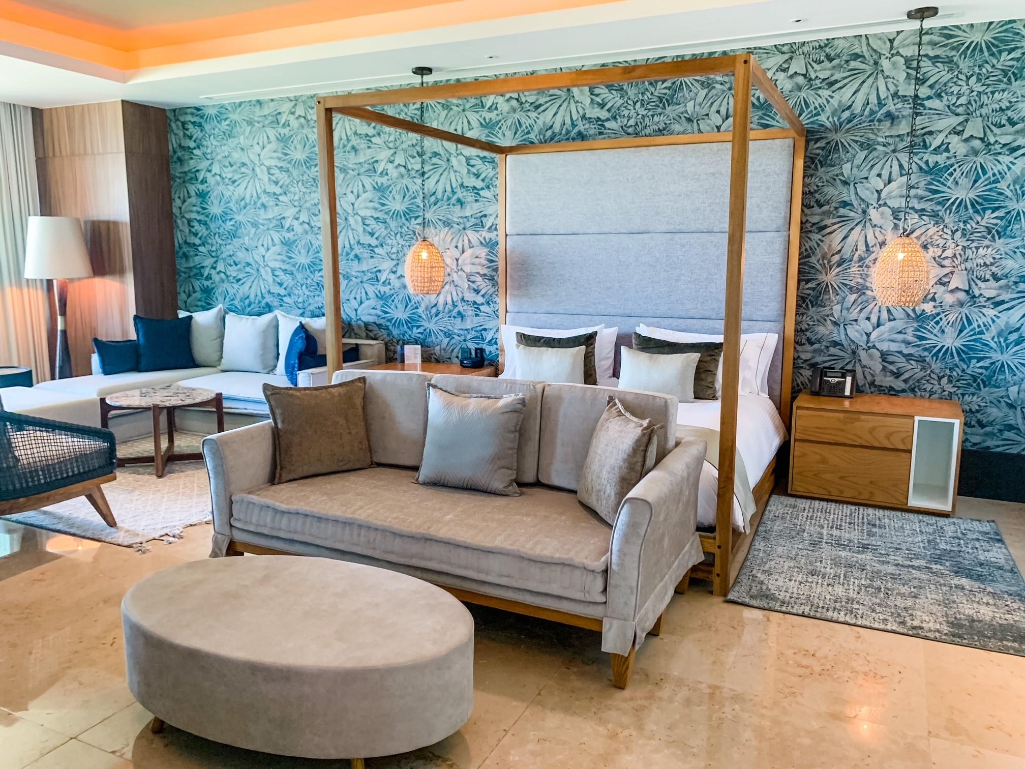 estates bedroom