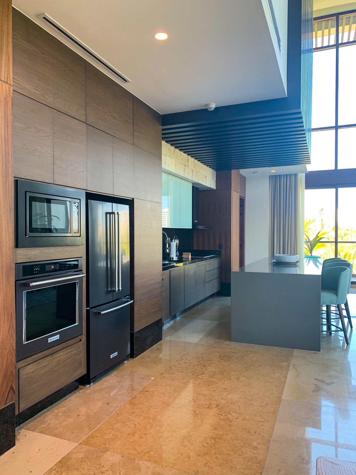 estates kitchen